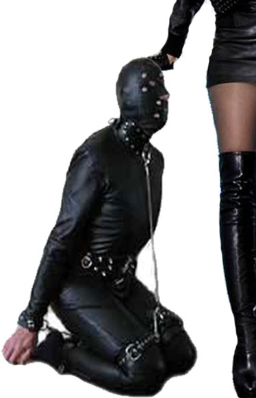Mistress with slave